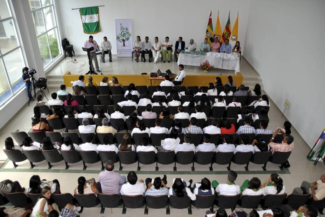Se desarrolló el IV encuentro provincial de Personeros