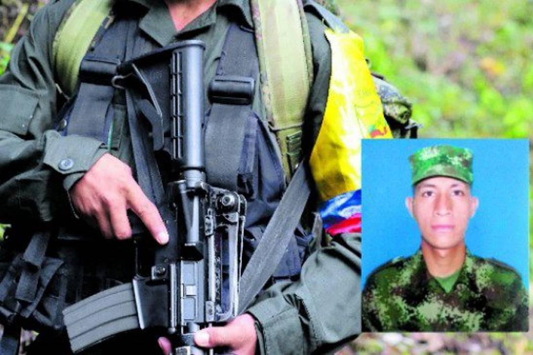 Las Farc asesinan a un soldado e incumplen cese al fuego, según el Ejército
