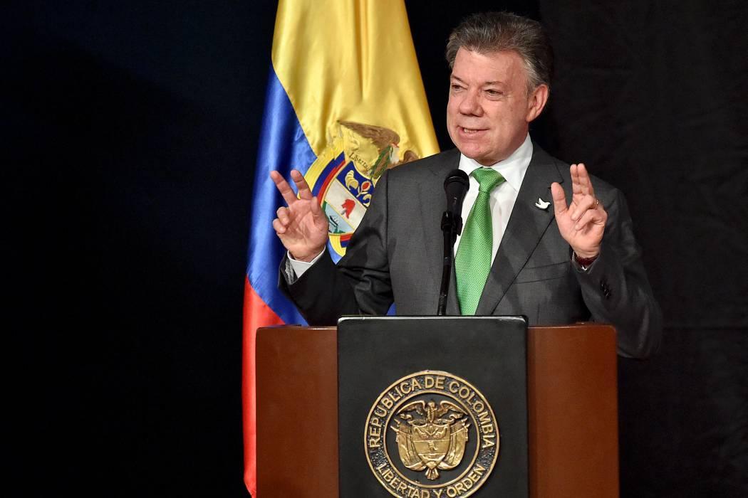 Juan Manuel Santos pidió la renuncia de todo su gabinete