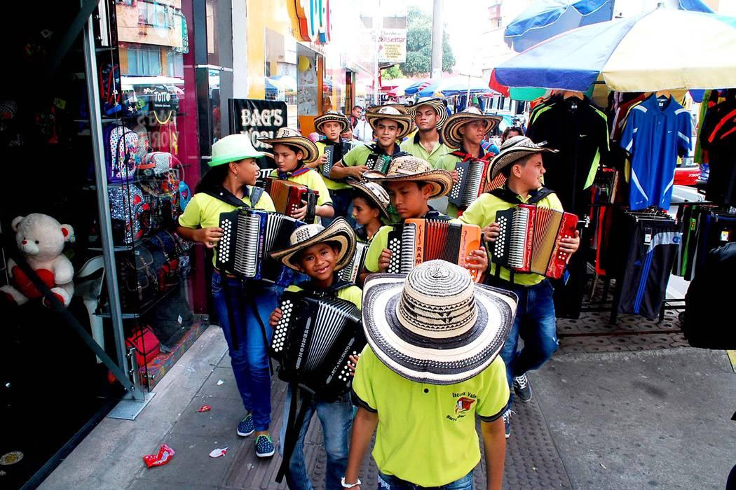 Músicos porteños, en campaña para ir al 49° Festival Vallenato