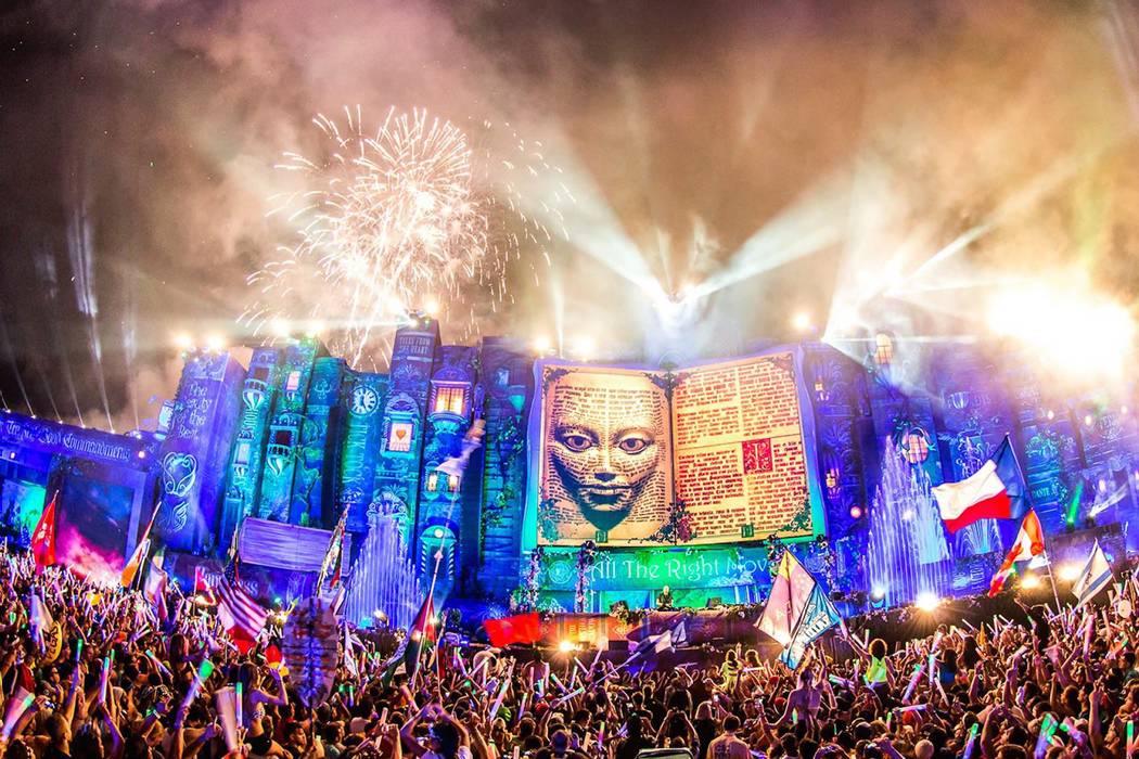 Una persona muere durante festival de música electrónica Tomorrowland Brasil
