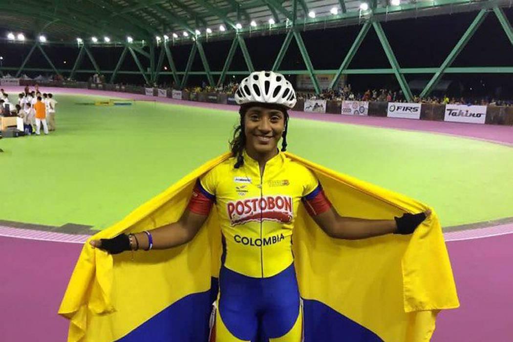 Primer oro para Colombia en Copa Europea de Patinaje