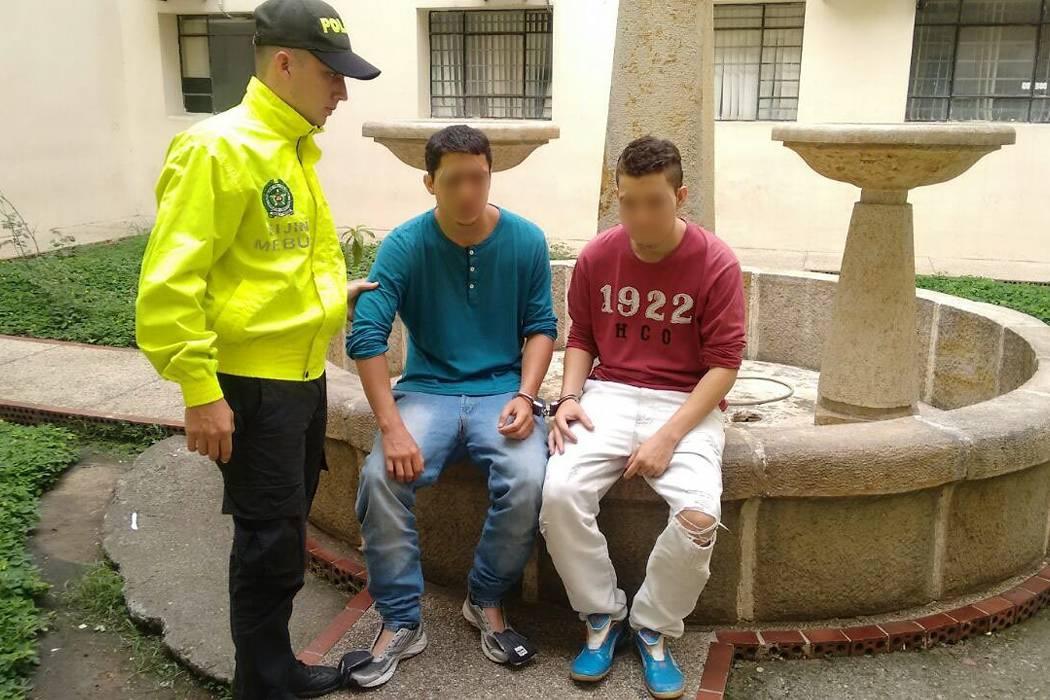 Capturados dos hermanos por tentativa de homicidio en Bucaramanga