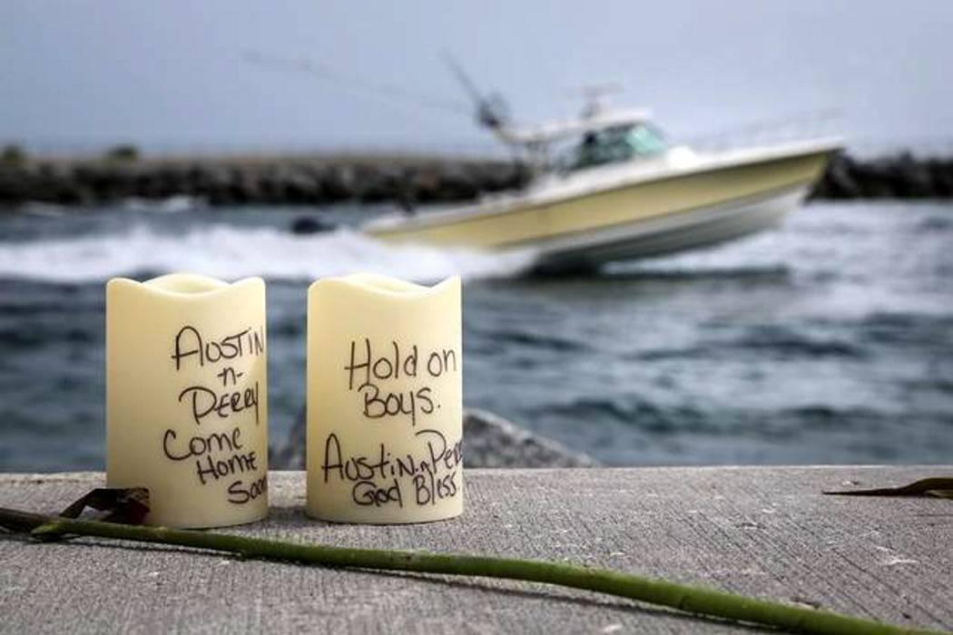 Hallado el bote de dos menores desaparecidos en julio del año pasado