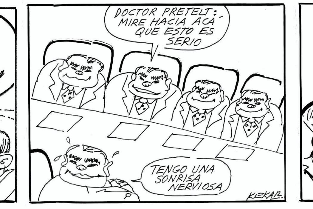 'La Macarena' de Echeverri Comisión investigadora La terna de uno