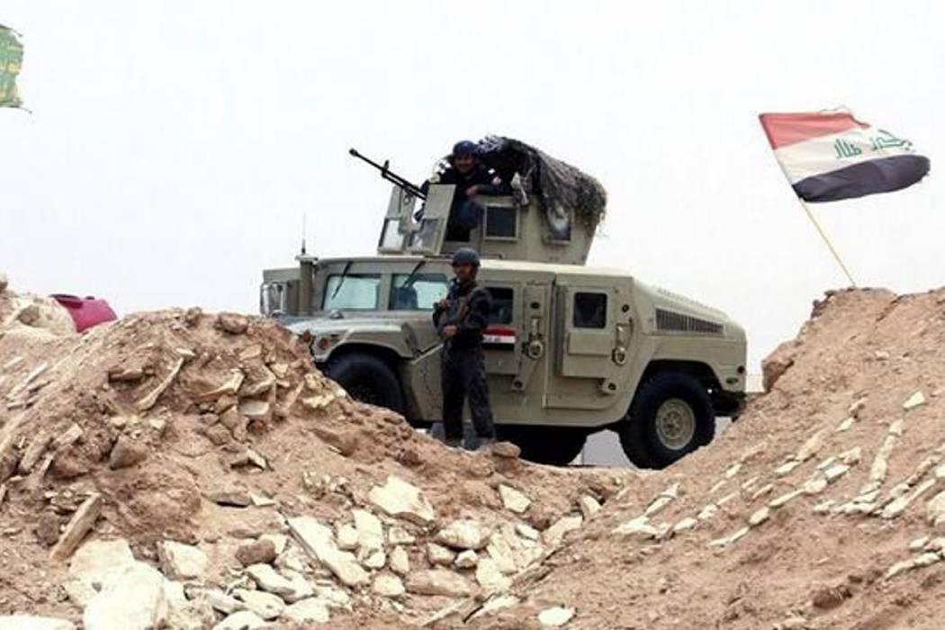 Murieron 14 soldados  y milicianos iraquíes en varios ataques del EI