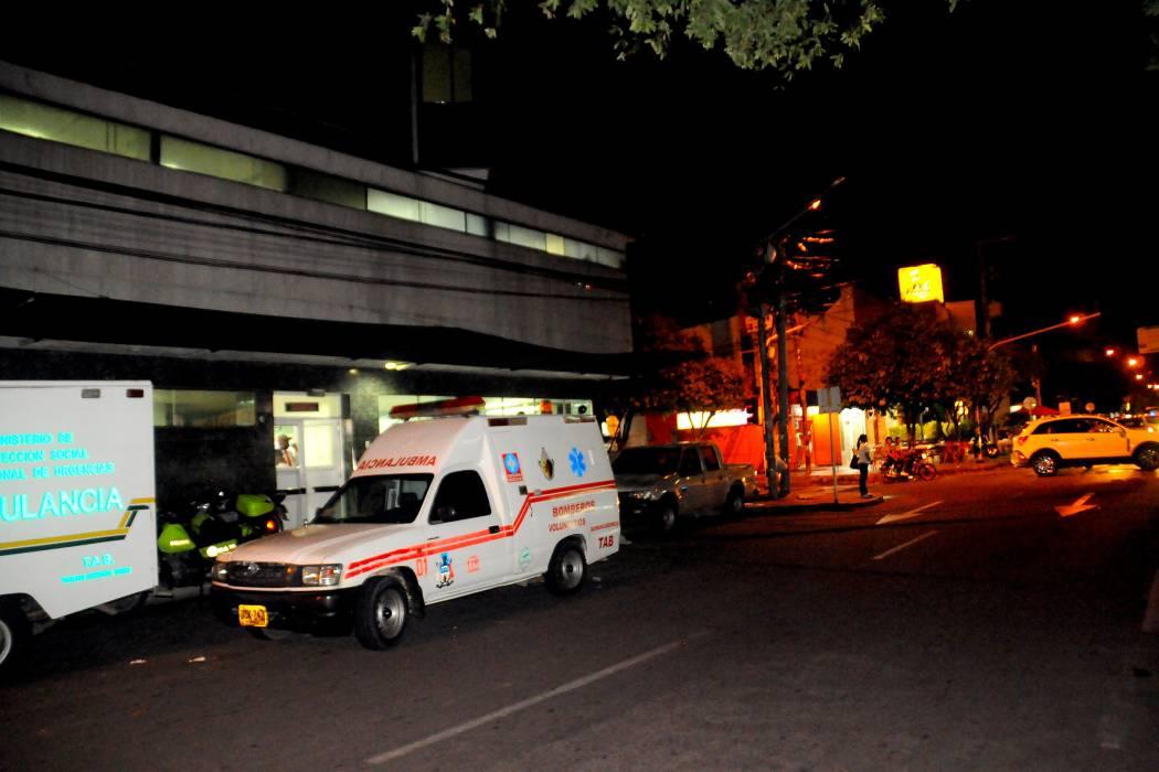 Hombre resultó herido tras oponerse a un robo en Barrancabermeja