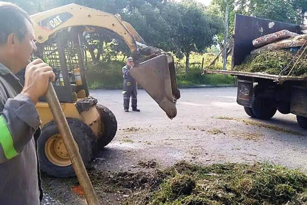 Jornada de aseo y recolección llegó al barrio Pysandú en Piedecuesta