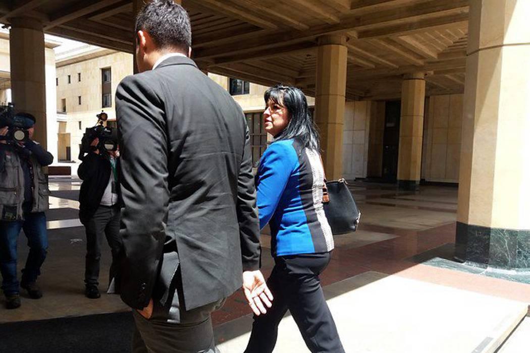 Ternados para ser fiscal, de lobby ante la Corte Suprema