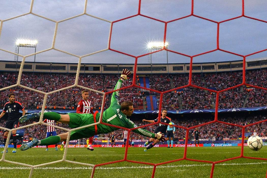 Una obra de arte de Saúl acerca al Atlético a la final
