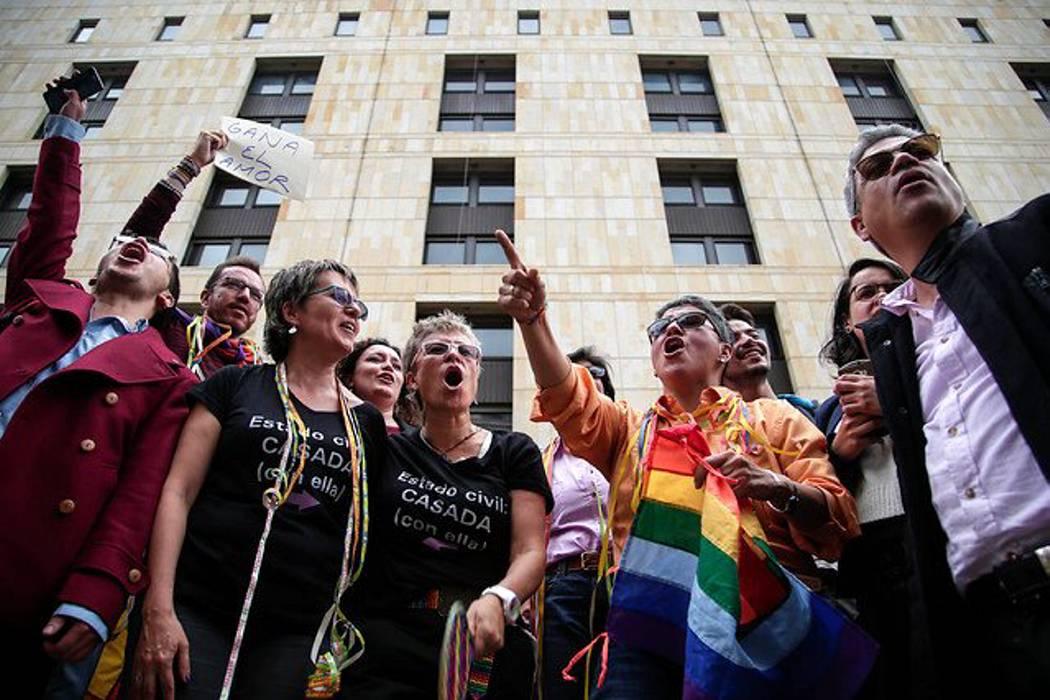 Corte votará este jueves el matrimonio igualitario