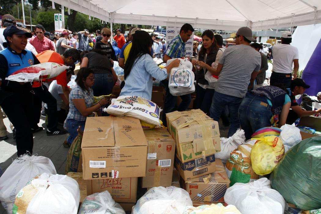 En la UIS se recolectarán donaciones para afectados del terremoto en Ecuador