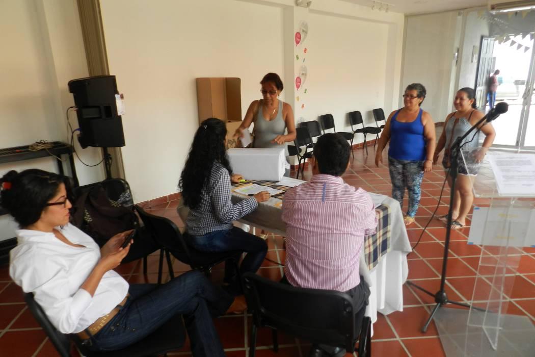 Se completó número de integrantes del Consejo de Cultura en Girón