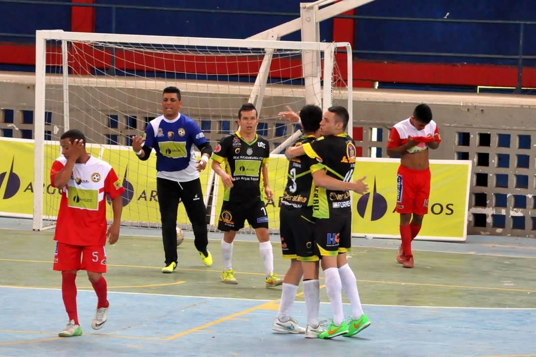 Real Bucaramanga se juega ante Barranquilla el paso a las semifinales