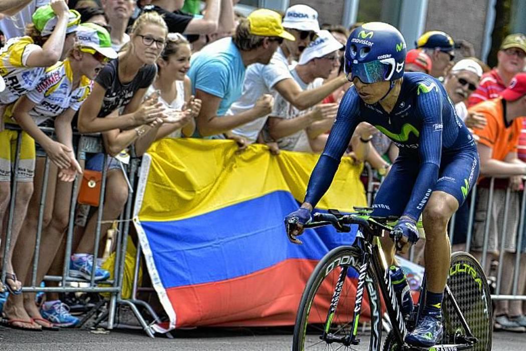 Nairo Quintana se mantiene como líder en Tour de Romandía