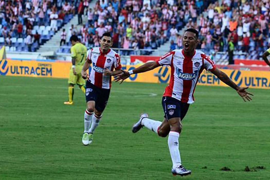 Atlético Bucaramanga y Júnior de Barranquilla empataron 1-1