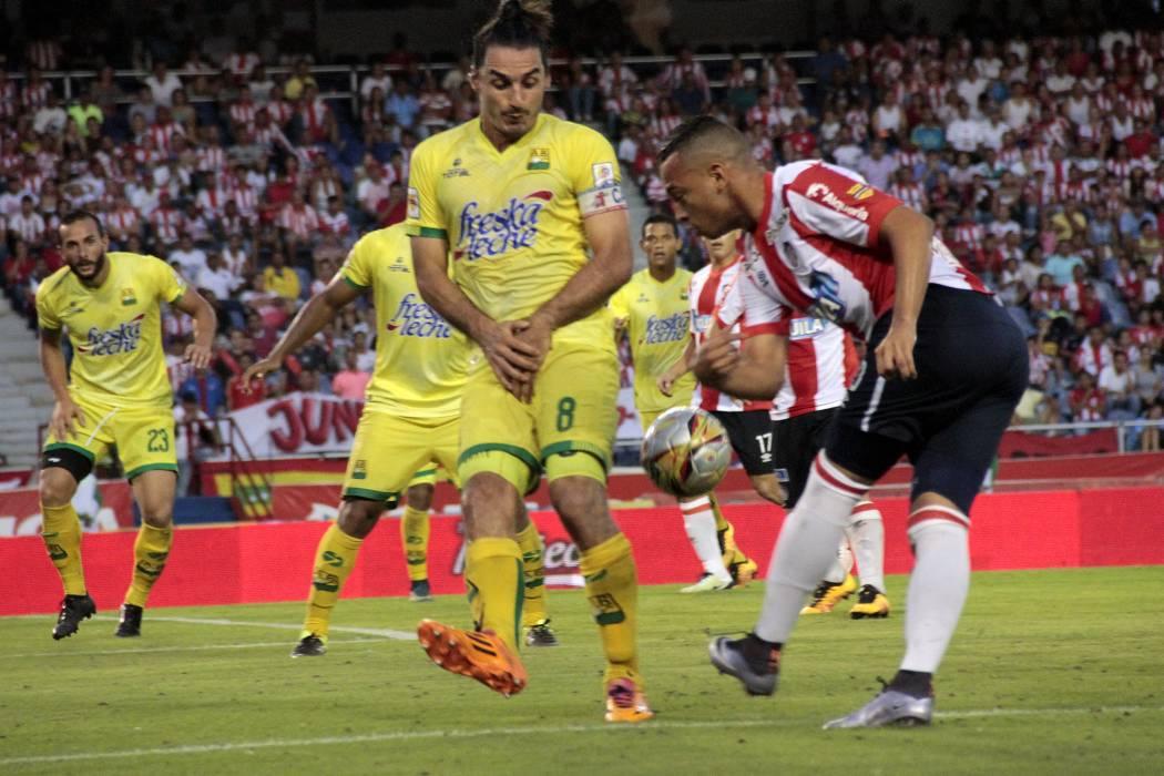 El Atlético Bucaramanga empató con Junior, pero está en zona de descenso