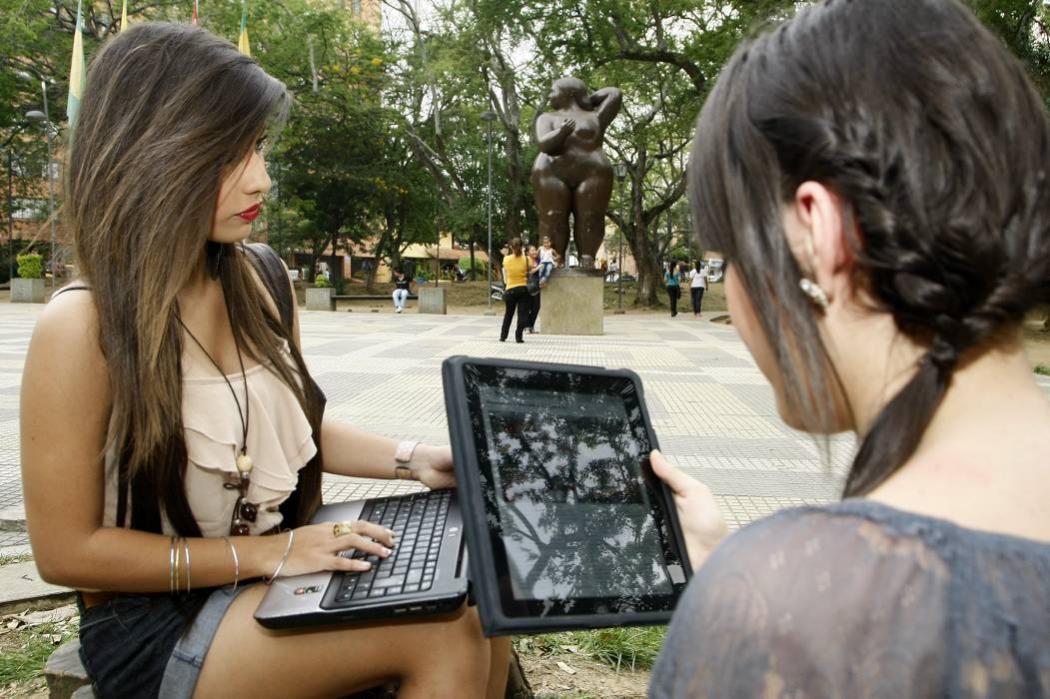 ¿Funcionan las zonas de WiFi gratis en Bucaramanga?