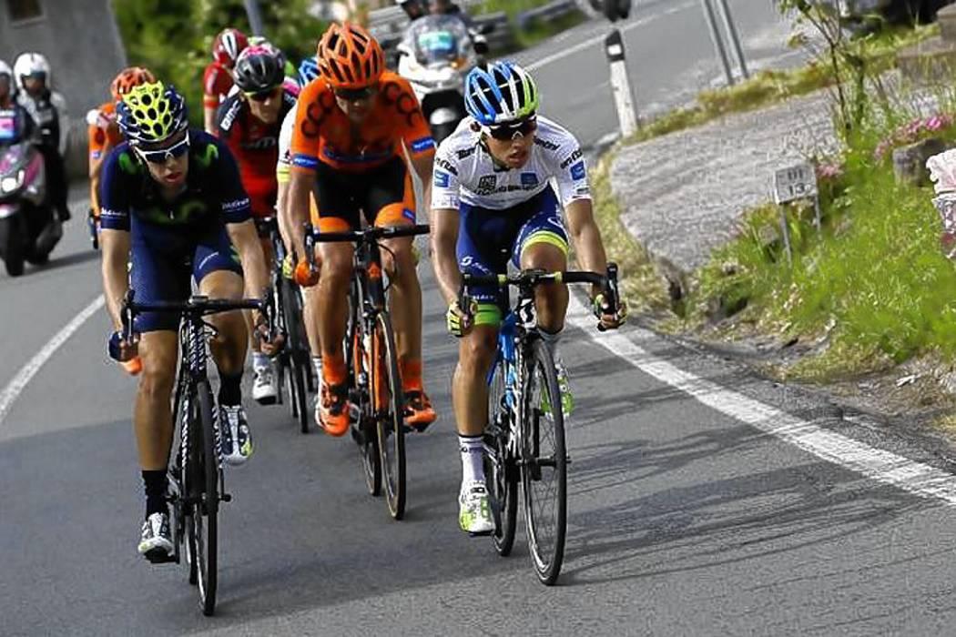 La apuesta del ciclismo colombiano en el Giro de Italia 2016