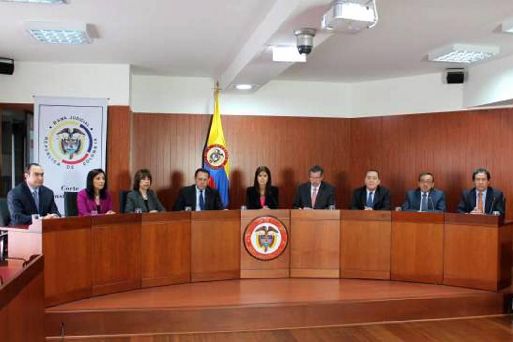 La Corte Constitucional no hará audiencia con presencia de Farc
