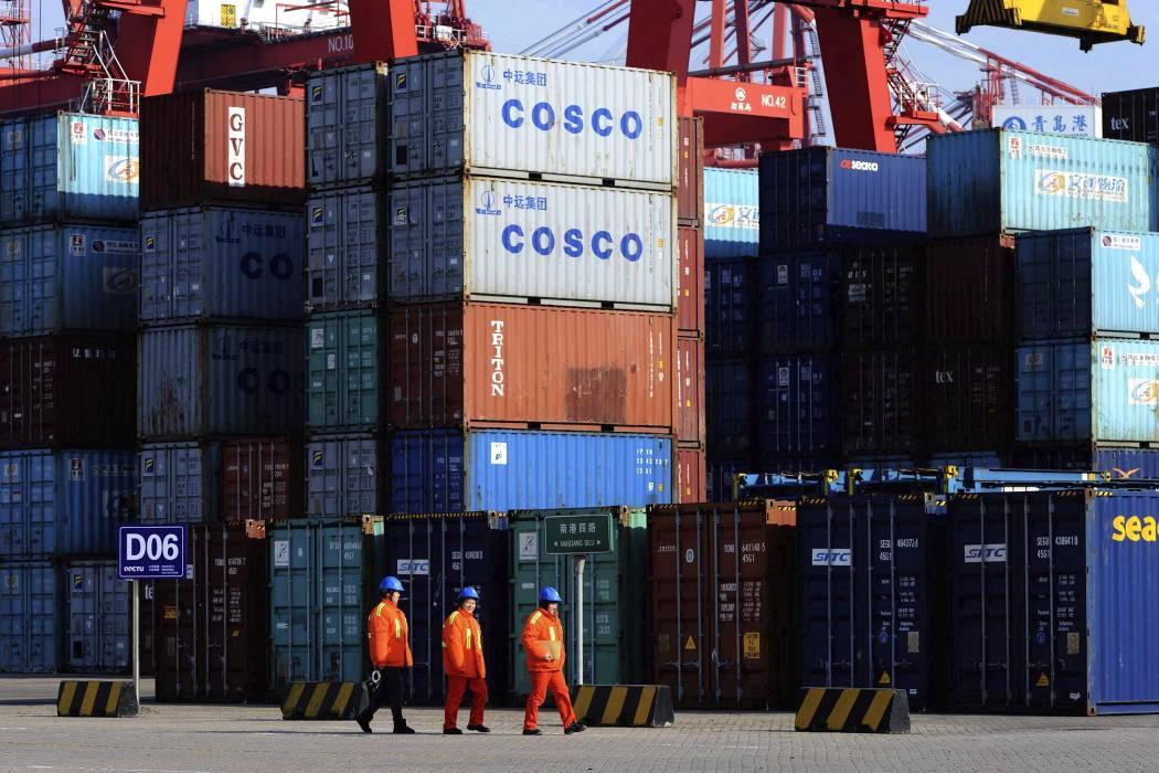 Exportaciones del país cayeron 33,4% en marzo