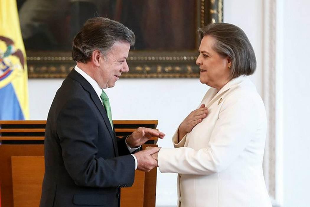 Santos posesionó a los nuevos ministros que vienen de la oposición