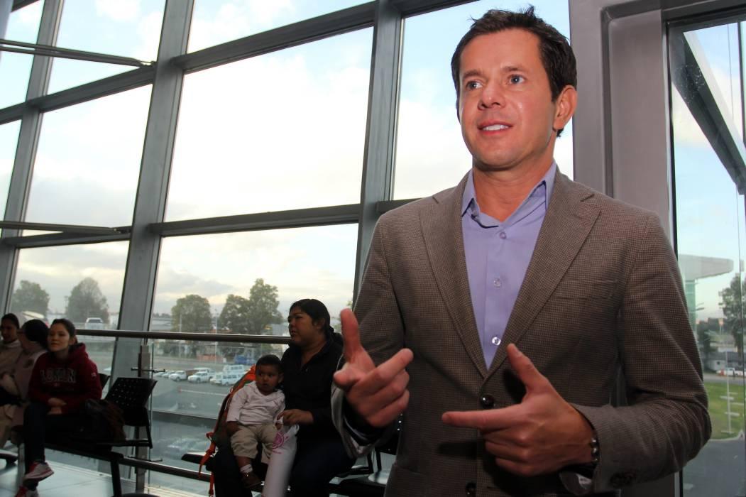 Santandereano es nuevo director del Fondo de Adaptación