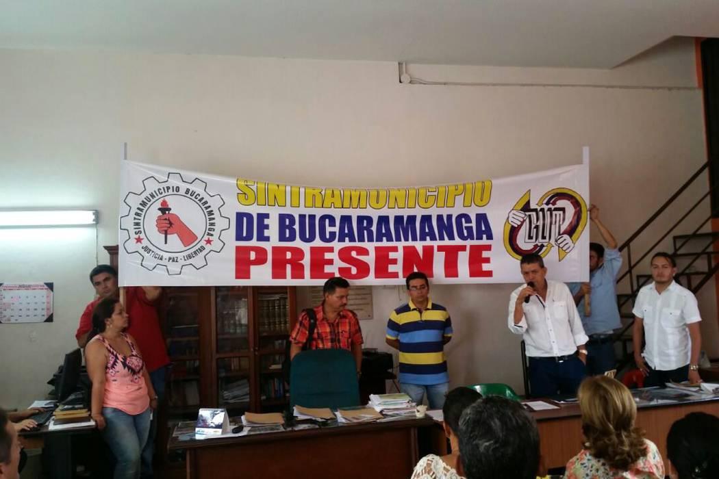Sindicato se opone a reclasificación de empleados de la Alcaldía