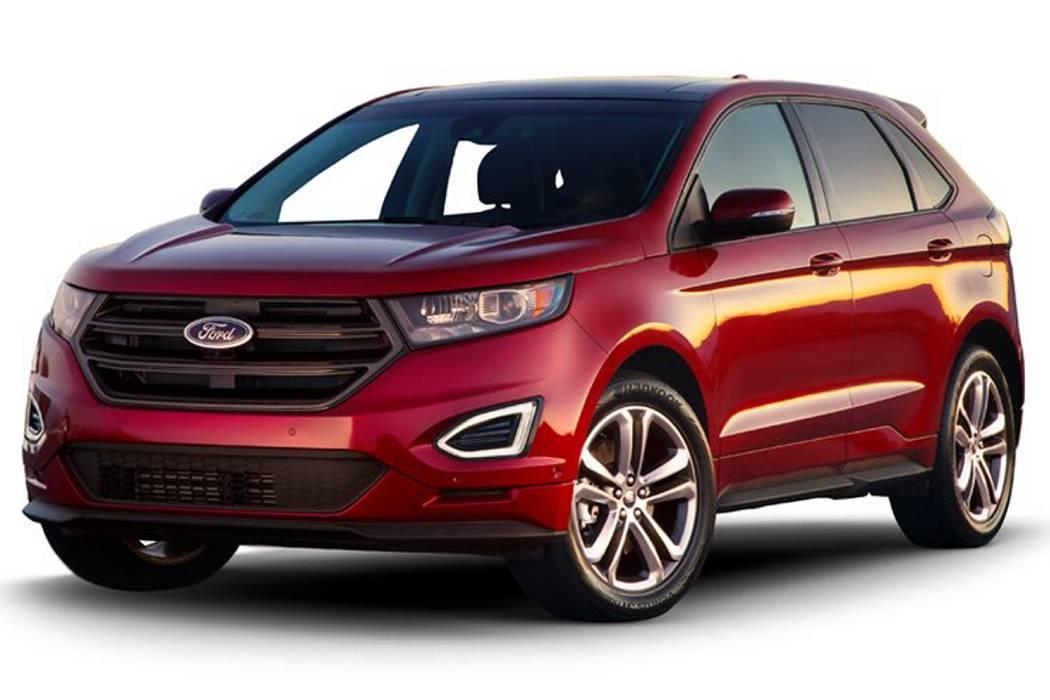 Ford Edge Titanium: innovación, seguridad y estilo