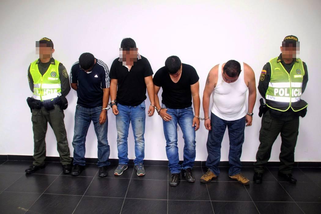 Tres de los capturados por el intento de hurto en Bancolombia quedaron libres