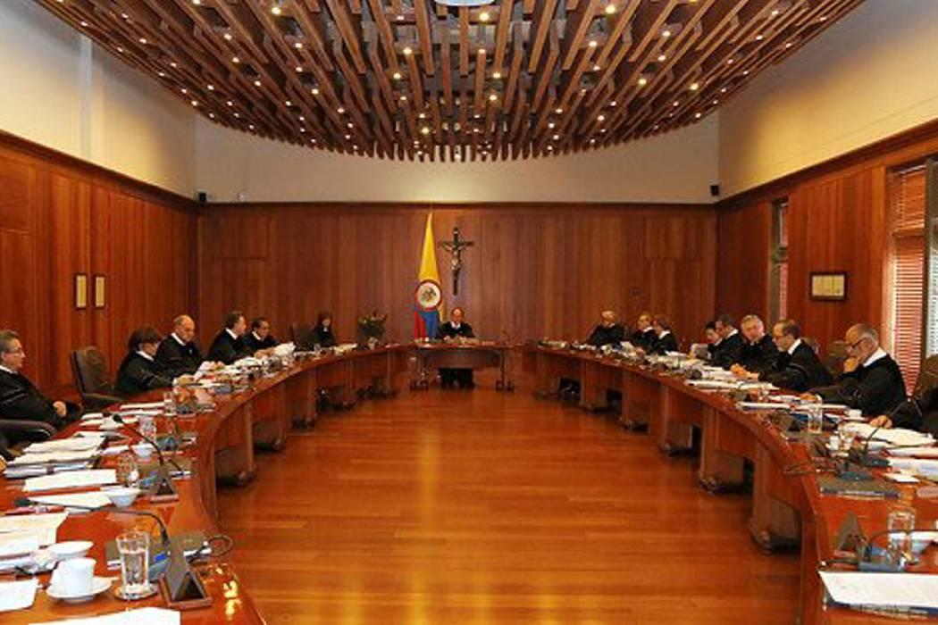 Impedimentos para elegir fiscal, a la Sala Plena de la Corte hoy