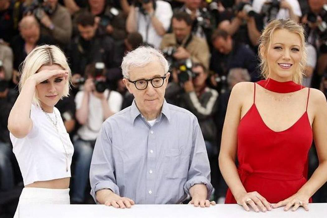Woody Allen inaugura Festival de Cannes