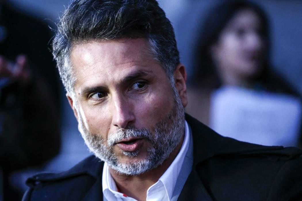 Marlon Moreno llega a Cannes