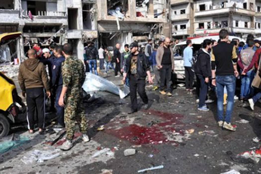 Al menos 20 soldados y milicianos fallecieron tras un ataque del EI en Siria