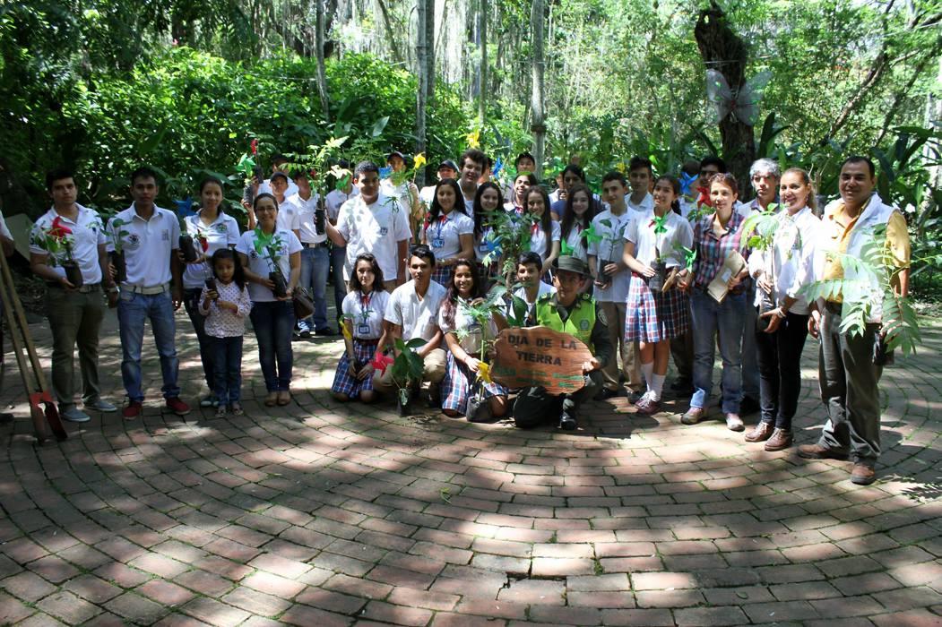 """Encuentro """"Jóvenes de ambiente y de paz"""""""
