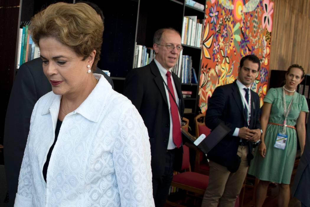 El Senado se prepara para definir la última fase del proceso contra Rousseff