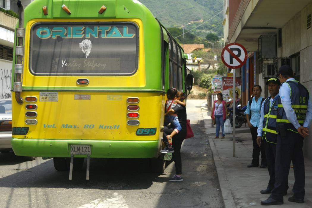 En Girón no se imponen multas de tránsito desde hace cinco meses