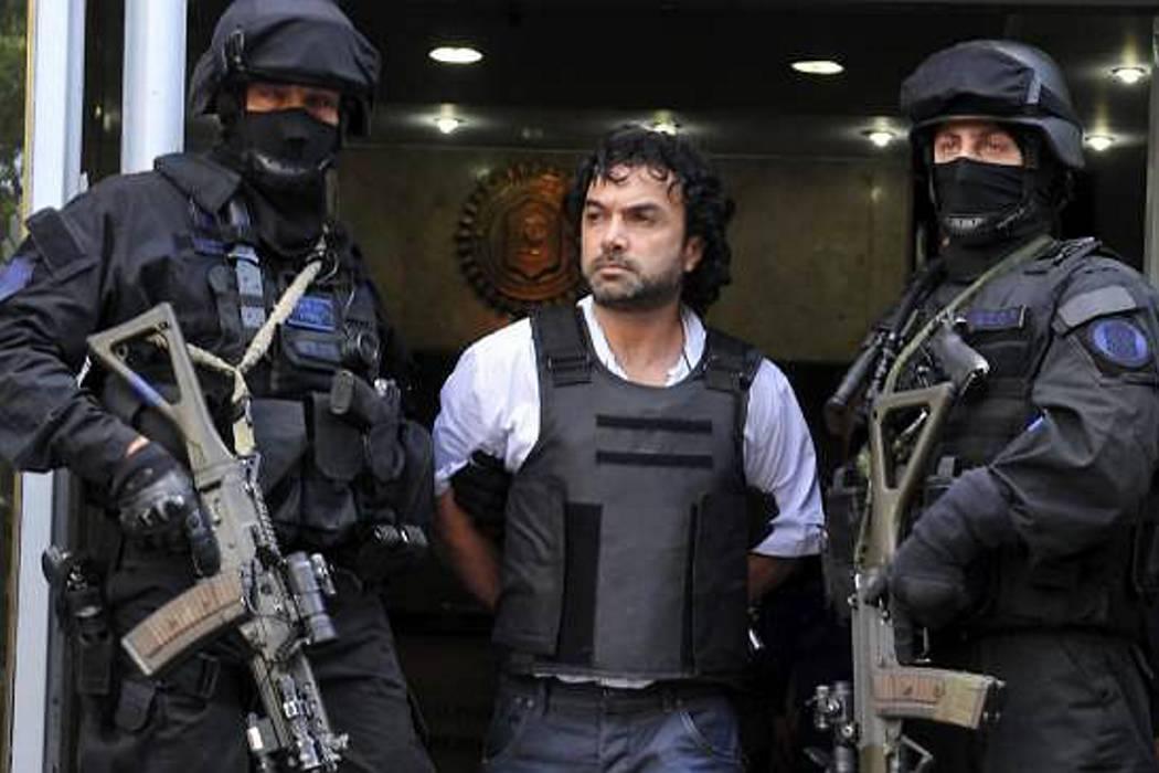 Comienza el juicio de extradición a Estados Unidos de alias 'Mi Sangre'