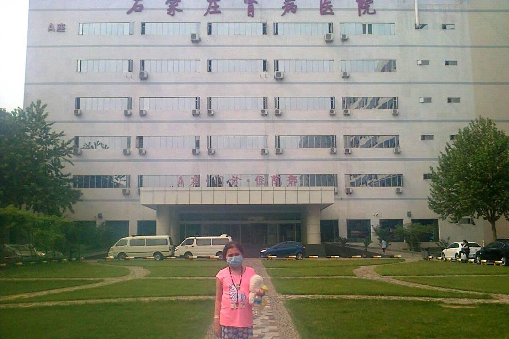 Por falta de dinero, niña santandereana suspendió tratamiento en China