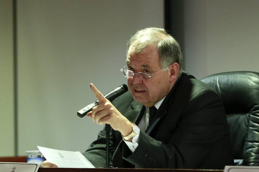 Procurador le pidió al congreso una audiencia sobre el blindaje para la paz