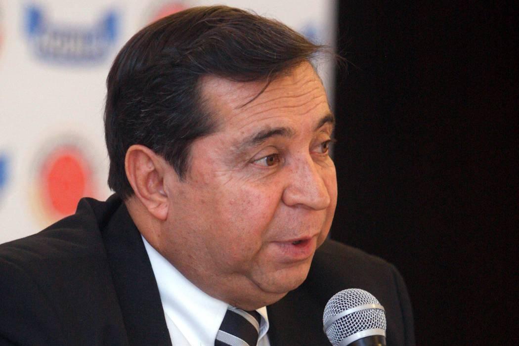 Investigan al presidente de la Difútbol, Álvaro González, por 'Fifa-Gate'