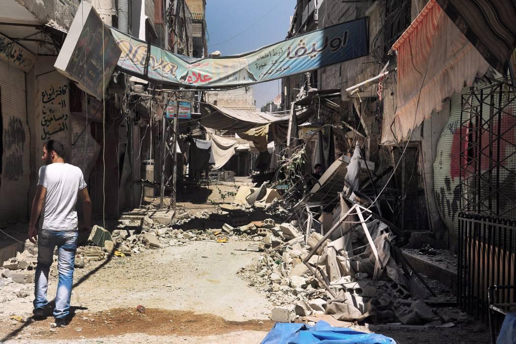 Estados Unidos rechazó la propuesta de Rusia de realizar ataques aéreos conjuntos en Siria