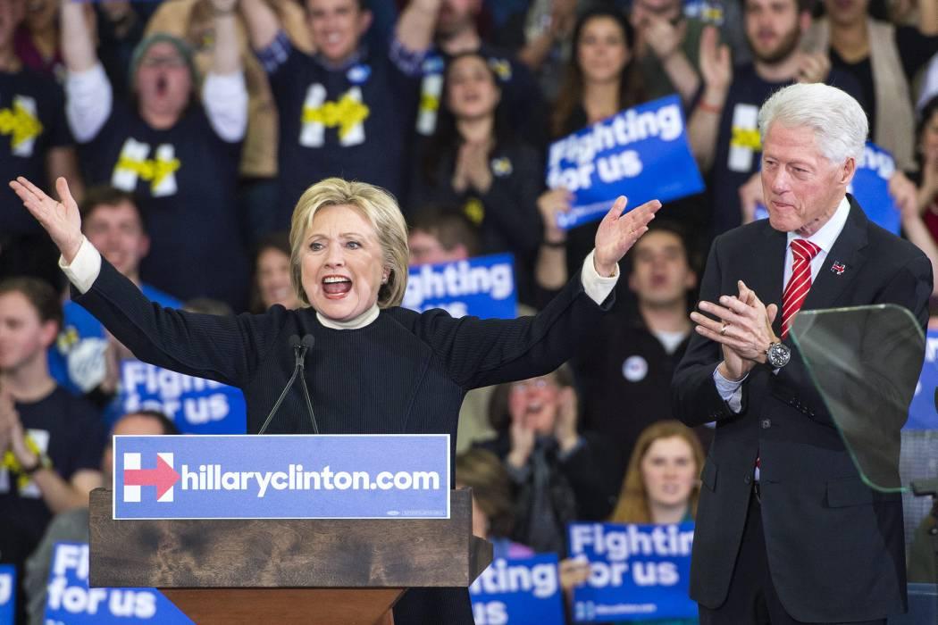 Tres puntos porcentuales separan a Clinton de Trump, según nueva encuesta