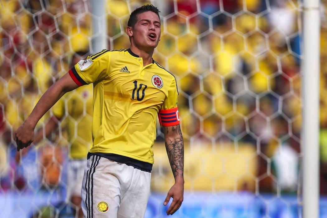 Pékerman mantiene la base de Colombia para la Copa América Centenario