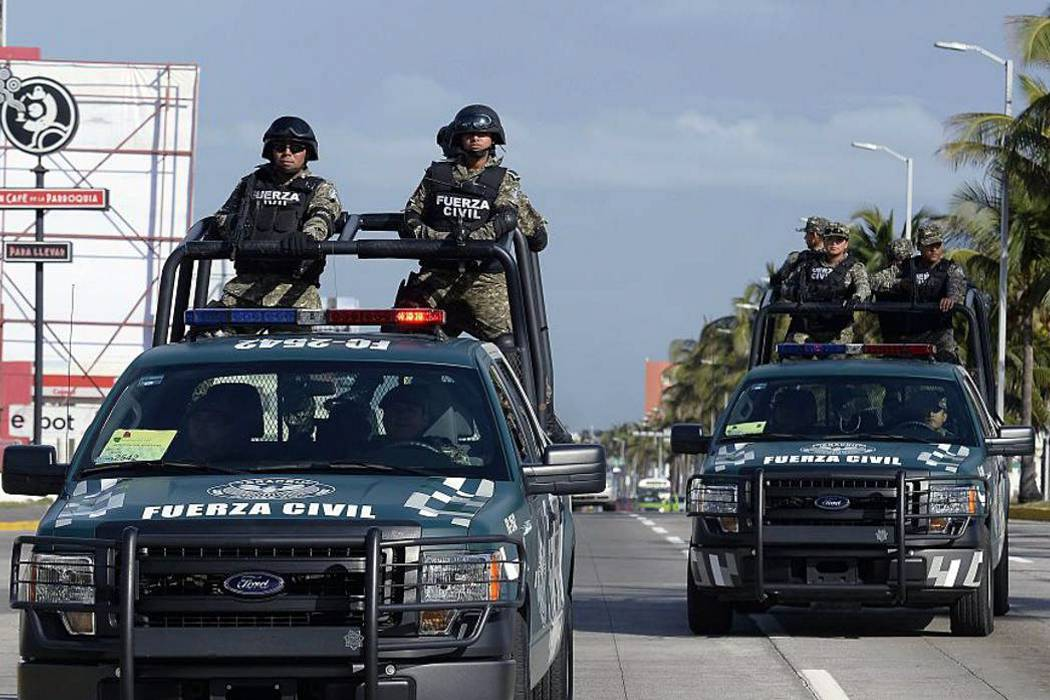Cinco muertos y un secuestro en México