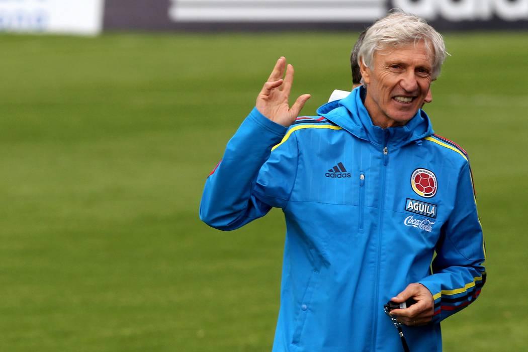Colombia se entrena por primera vez en EE.UU. de cara a la Copa América