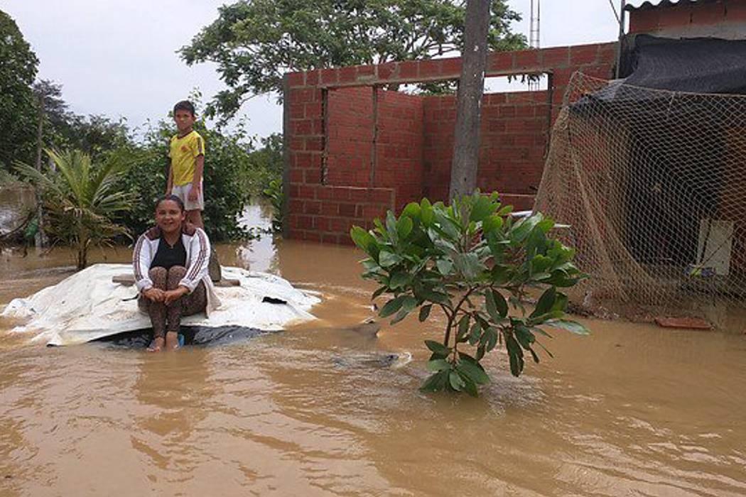 Temporada de lluvias ha dejado 7.582 familias damnificadas en Colombia