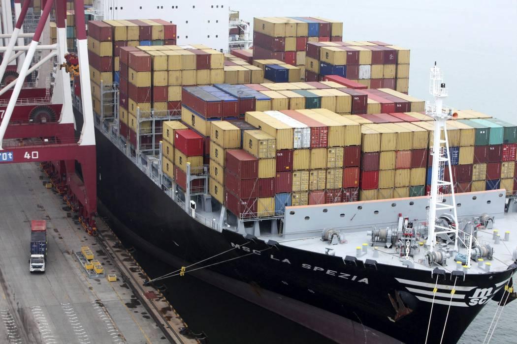 Las exportaciones desde las zonas francas crecieron 40,7% en marzo