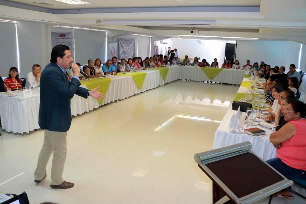 Se cumplió encuentro de organización de las víctimas del conflicto armado
