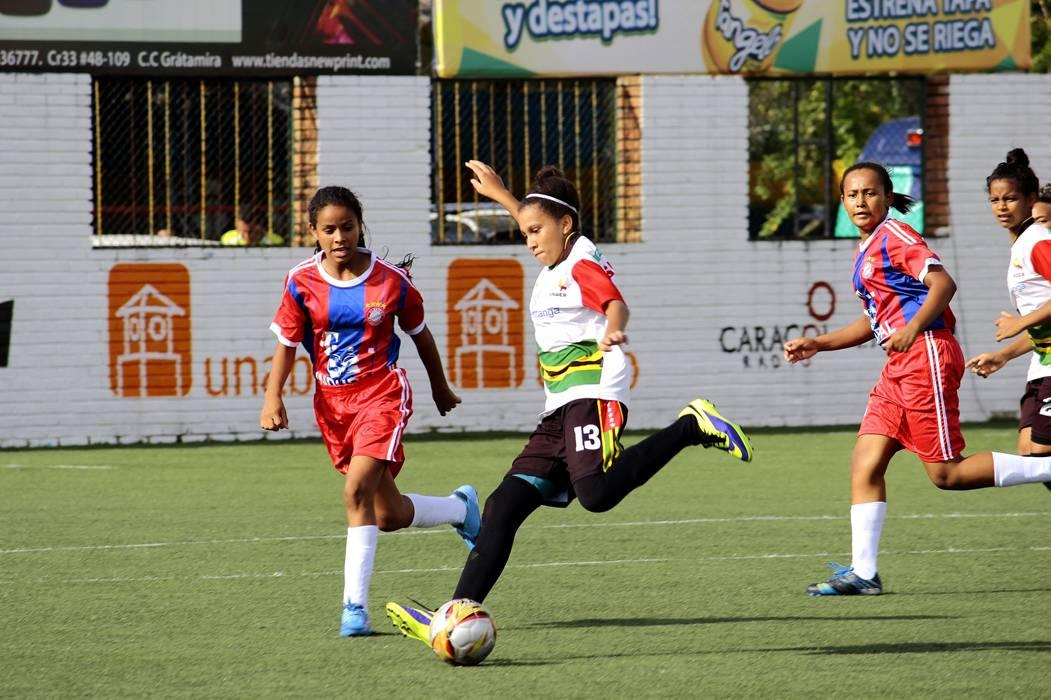 Santander goleó a Cesar y sigue con paso arrollador